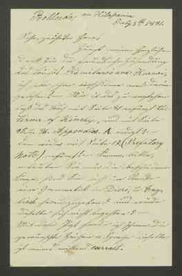 hw0359 Vogelsang to Howitt 3/July/1881