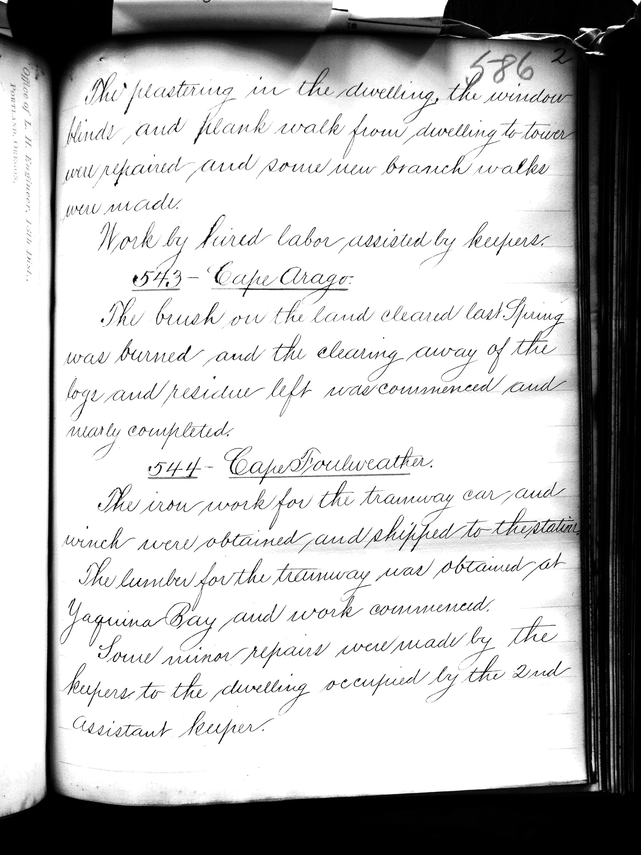 1884 10 16 pg 2 report of operations