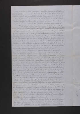 Adams Statue: Contract with Randolph Rogers, 1855