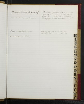 Trustees Records, Volume 4, 1865