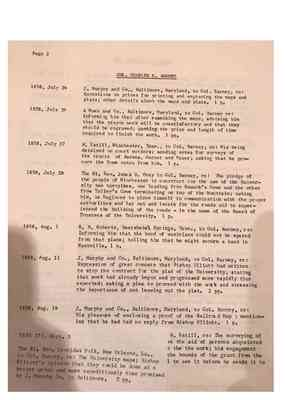 Charles Barney Biographical File Document 5