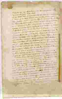 1763 order to expel Jesuits from Louisiana (FRENCH)