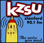 Charles A. Spolyar KZSU Playlist Collection