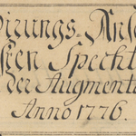 German Auxiliaries Muster Rolls, 1776-1786