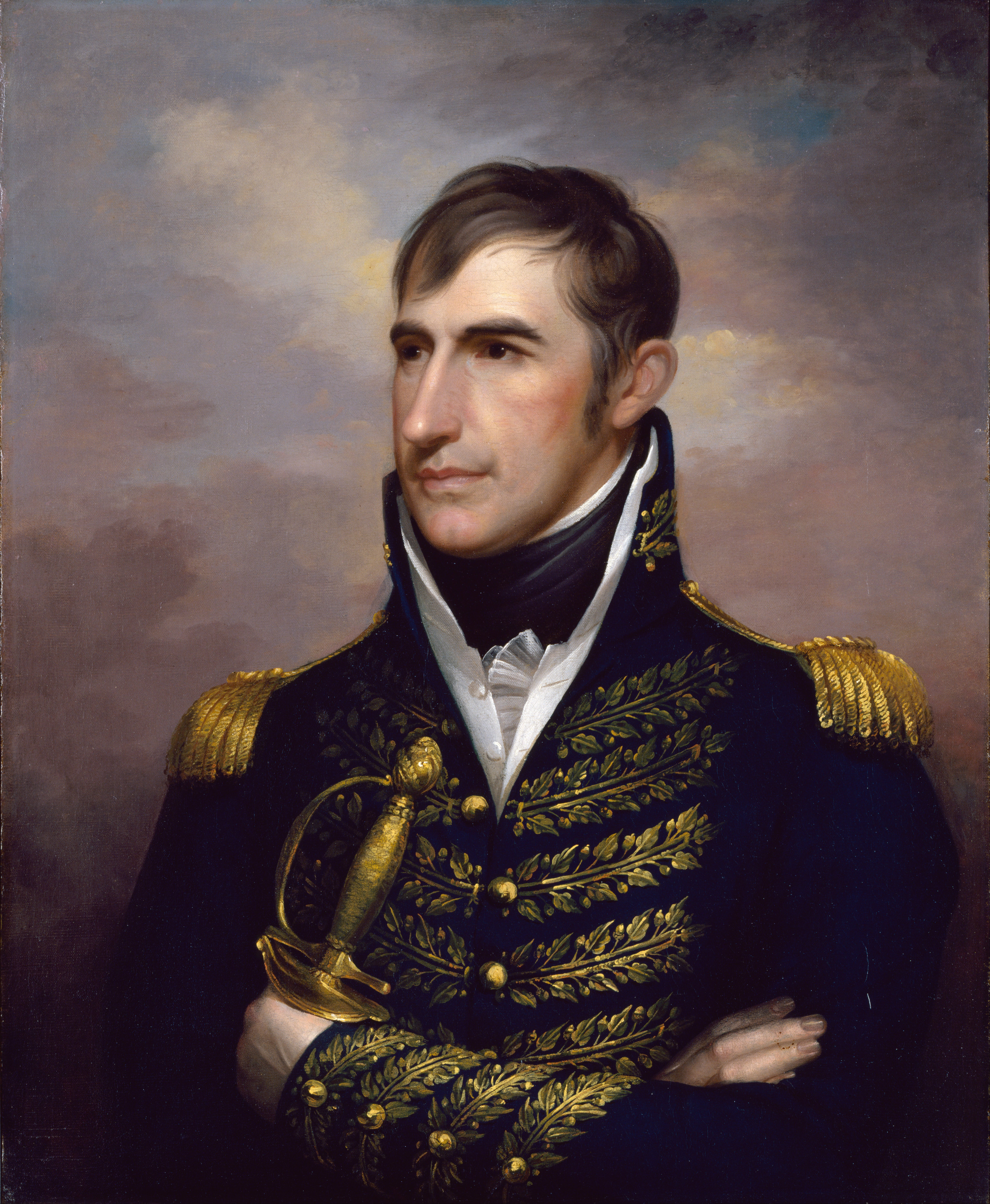 William Henry Harrison letters, 1811-1824.