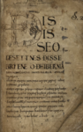 Cambridge, Corpus Christi College, MS 041: Old English Bede