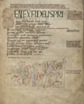 Cambridge, Corpus Christi College, MS 023: Anglo-Saxon Illustrated Prudentius. Orosius