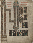 Cambridge, Corpus Christi College, MS 197B: The Northumbrian Gospels
