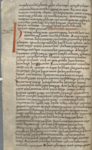 Cambridge, Corpus Christi College, MS 201: Old English Religious and Legal Texts, many by Wulfstan